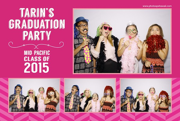 Tarin's Graduation Party (Fusion Photo Booth)