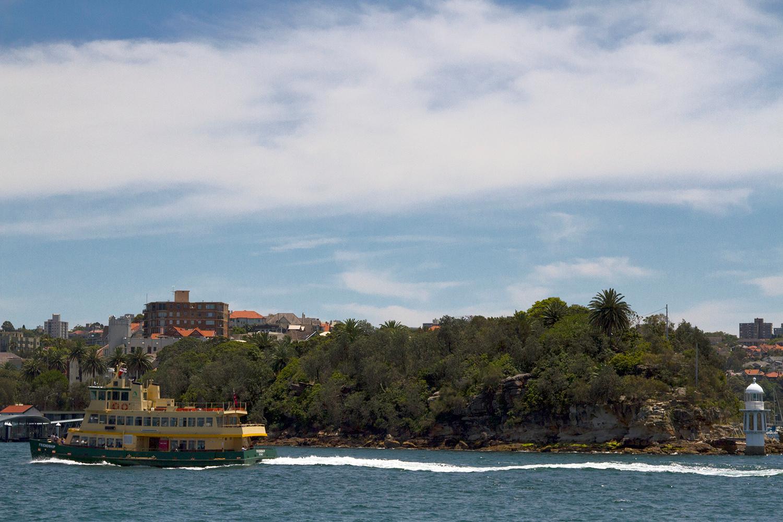 ferry-sydney