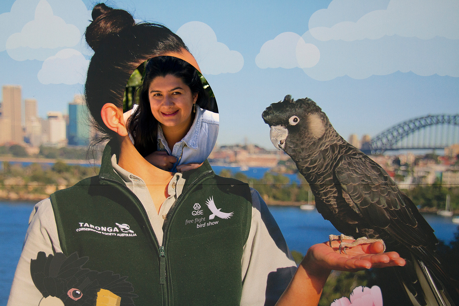 taronga keeper