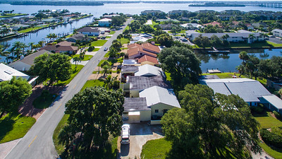 Tarpon Apartments - Aerials-7