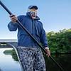Daniel, our fishing guide.