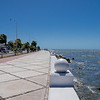 Campeche Waterfront Promenade.