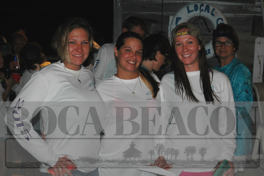 Ladies Howl at the Moon Invitational Tarpon Tournament