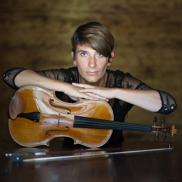 Laurence Jaboulay, Altiste à l'Orchestre National de Bordeaux Aquitaine