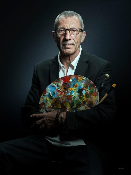 PAL - Alain Peyret, artiste peintre.