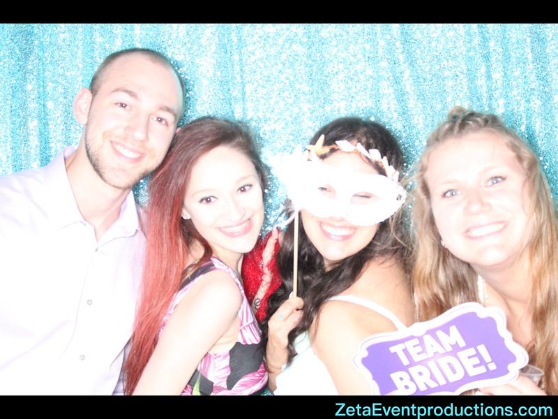 Tasha & Trevor Wedding Photo Booth Pictures