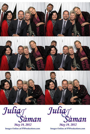 Do Work Party Photo Booth Strips