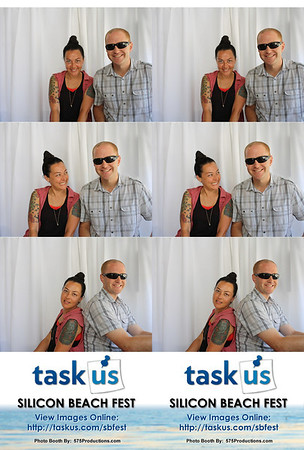TaskUs - SBF - Photo Booth Strips