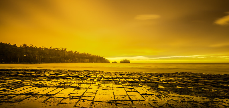 Tessellated Gold