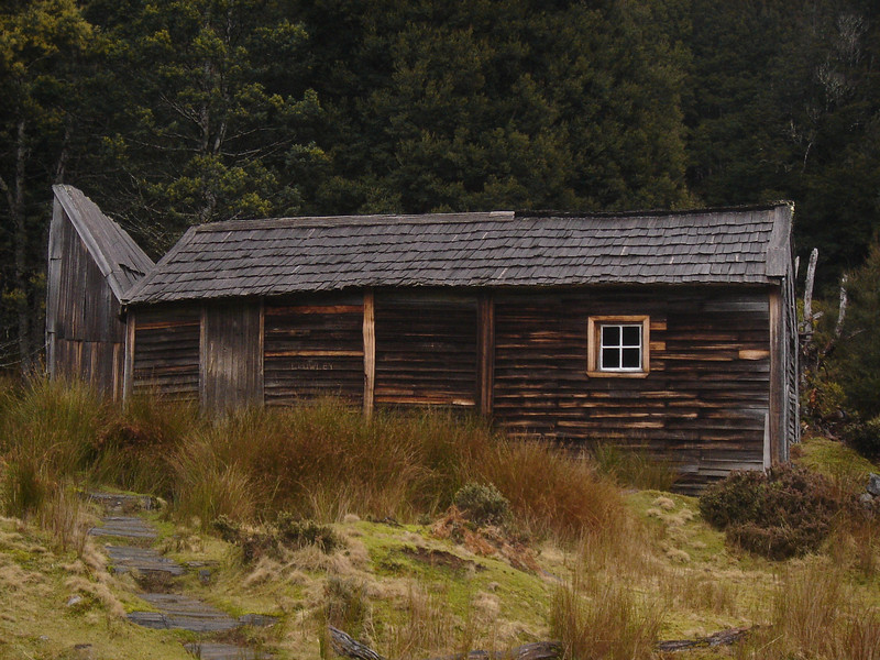 The old DuCane Hut