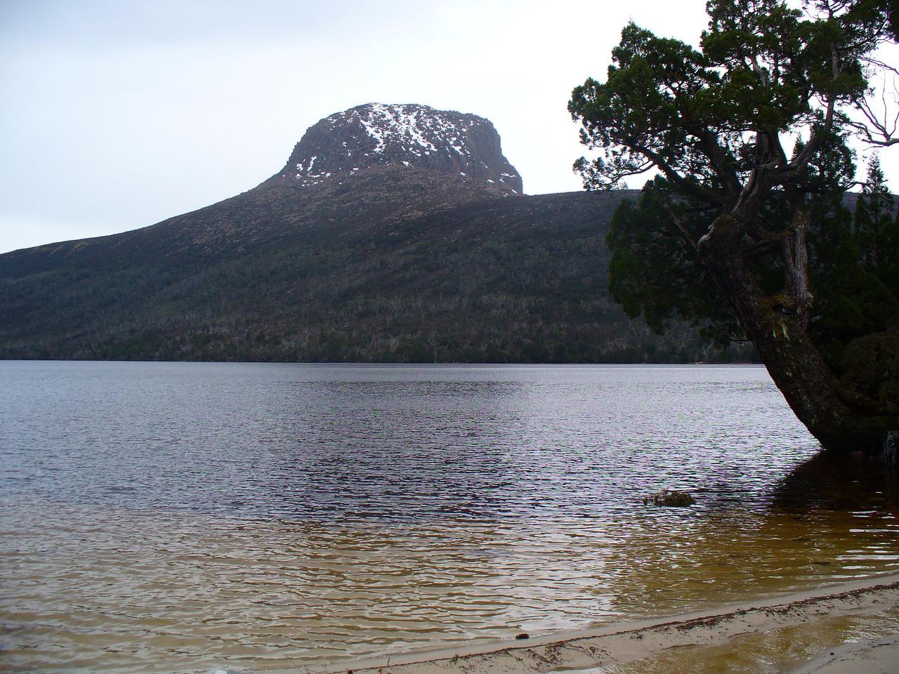 Lake Will and Barn Bluff 1