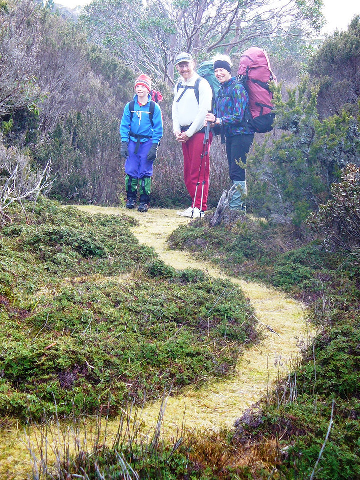 Wombat path