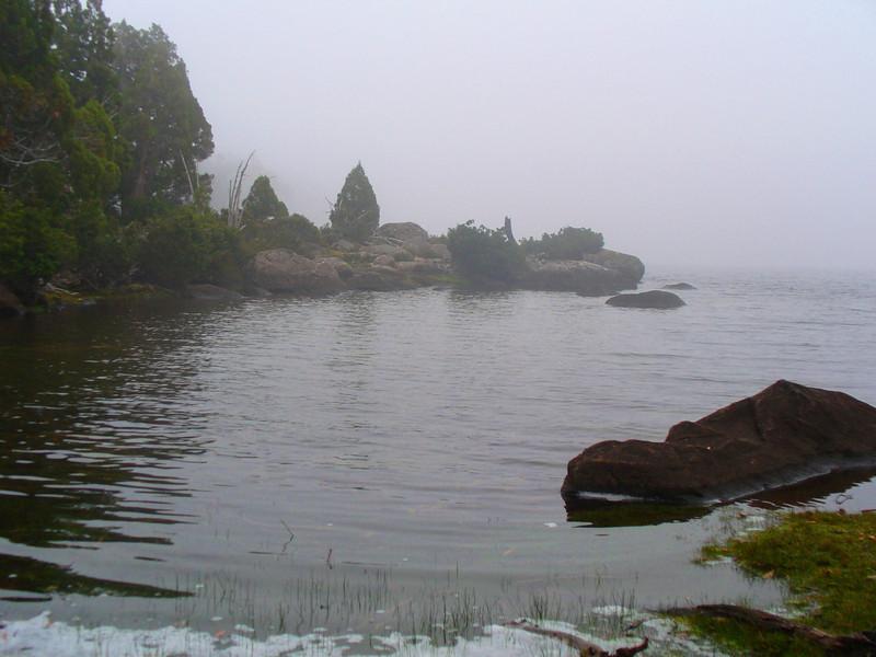 Lake Ball mist thickening