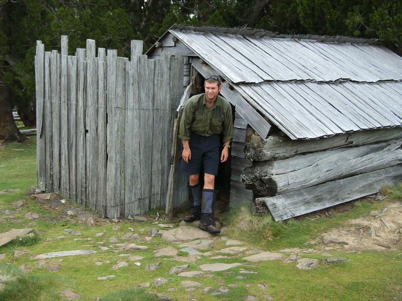Alex @ Dixon's Kingdom Hut