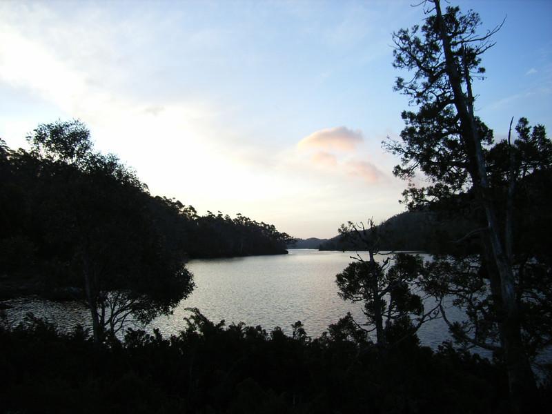Lake Ball evening light