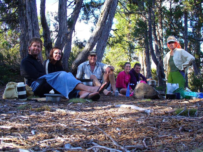 Lake Ball group shot