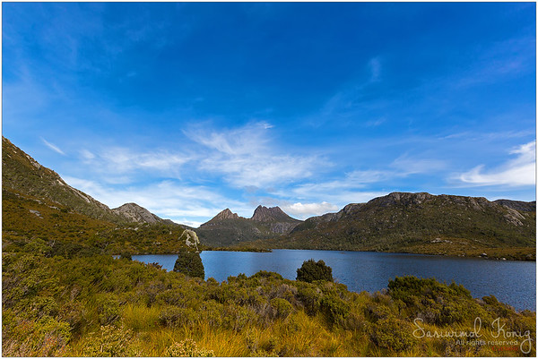 Stroll around Dove Lake - Cradle Mountain - Lake St Clair National Park