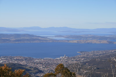 Hobart views