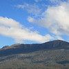 Kunanyi (Mt Wellington) from Huon Road
