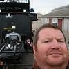 """Me on board the """"Steve Iriwn"""", Hobart, 19.1.2009"""