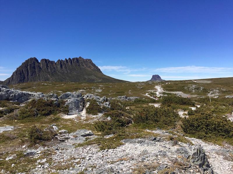 On Cradle Plateau