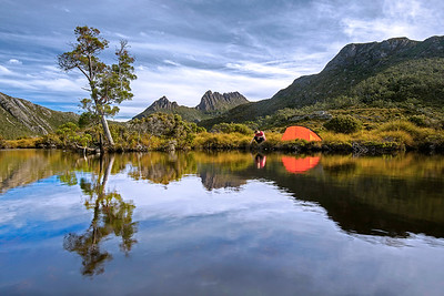 Cradle Mountain Tarn