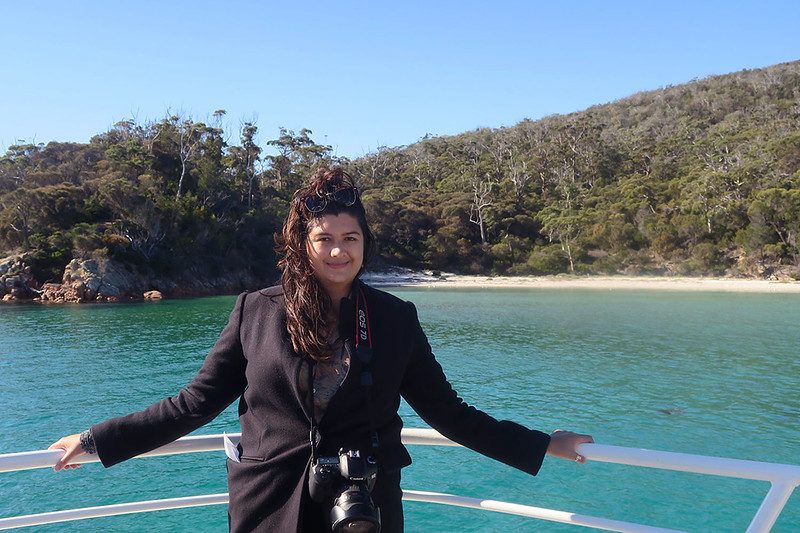 wineglass bay cruises marine animals