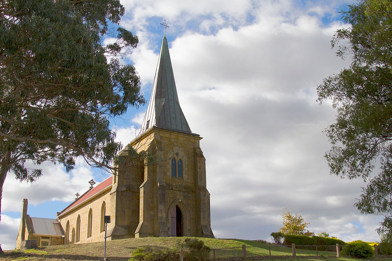 small towns in tasmania