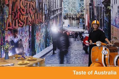 Taste of Australia 2019 @ Park Hyatt Saigon - instant print photo booth - Chụp hình in ảnh lấy liền Sự kiện tại TP. HCM