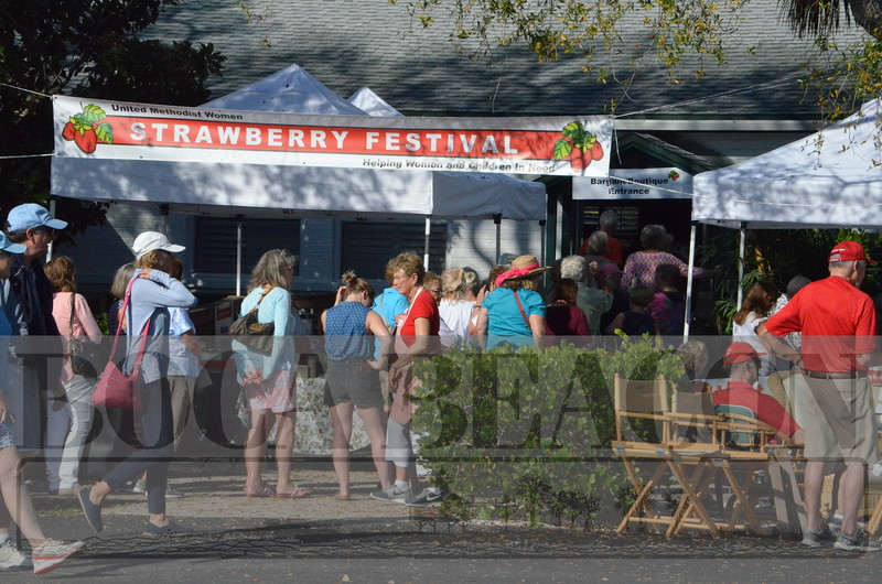 2019 Boca Grande United Methodist Women's Strawberry Festival
