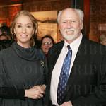 Tina Rothrocke and Rick Price.