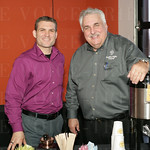 Andrew Alexander and David Lange of Cadillac Coffee.