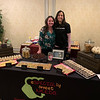 Especially Sweet Needs owner Tricia Woolard of Pelham and Tanya Yavarow of Chelmsford