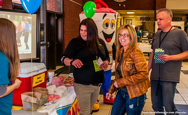 Taste of Dacula and Sonic Drive-In 2018
