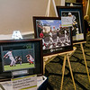 Auction items on display during the Annual Taste of North Central on Wednesday evening at the DoubleTree by Hilton Hotel in Leominster. SENTINEL & ENTERPRISE / Ashley Green