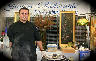 Grappa Ristorante - Fine Dining Award for their Tuna Tartar   IMG_2584