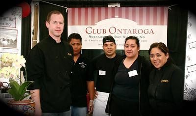 Club Ontaroga - Best Dessert Award for their Dark Chocolate Hazelnut Torte   IMG_2570