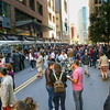 More than 1,000 people attended the inaugural Taste of Downtown Crossing.