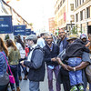 More than 20 restaurants lined Avenue de Lafayette as young and old gathered to sample restaurants from Downtown Crossing.