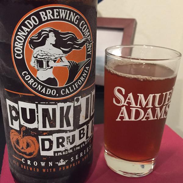 Coronado Brewing Company - Punk'in Drublic