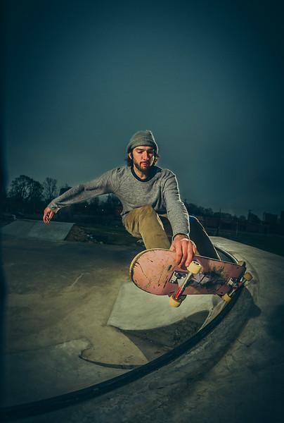 Mill Street Skatepark