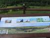 Panorama information at Bledow desert lookout