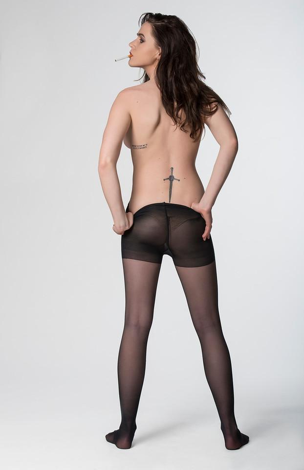 Model: Shannon Nixon