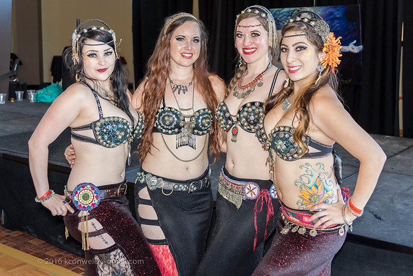 Desert Darling Belly Dancers