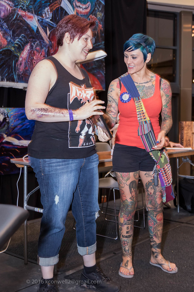 Ms Tattoo / Awards, Best of Day