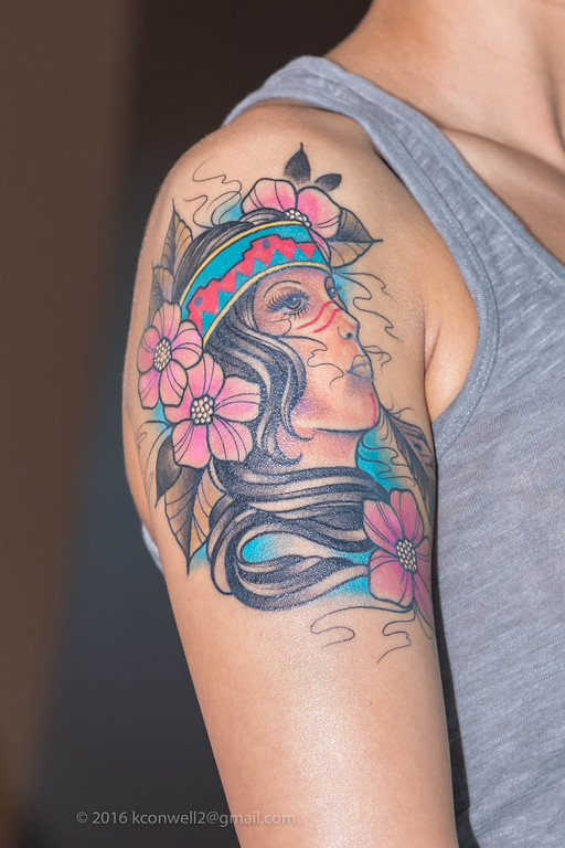 Tattoo/Ms Tattoo Contest Fri. Nite