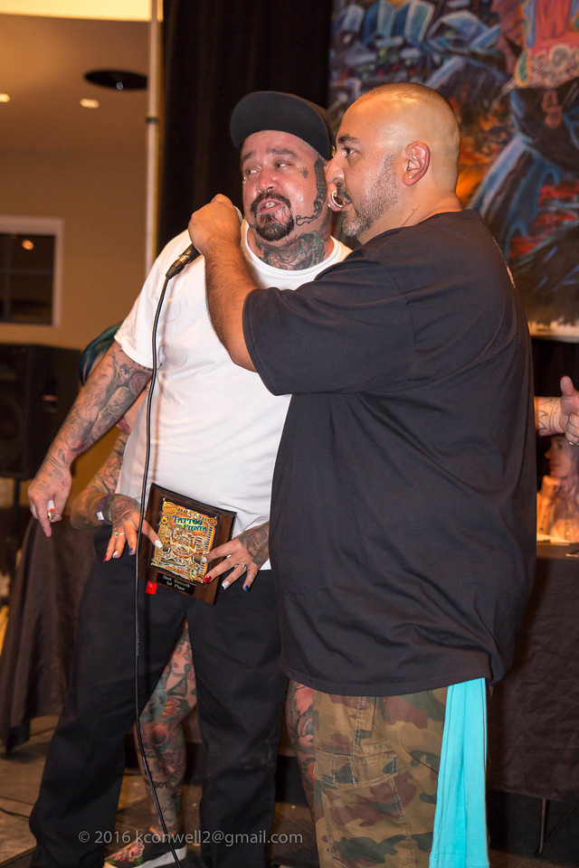 Awards & Ms Tattoo