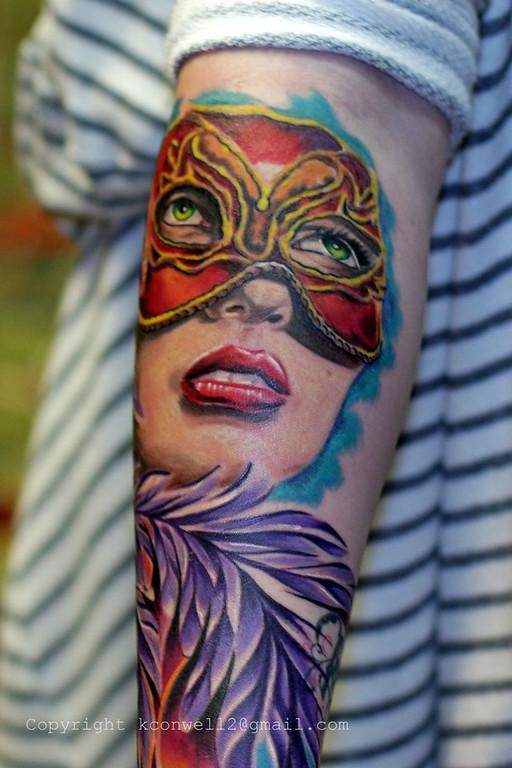 Wild West Tattoo Expo 2013