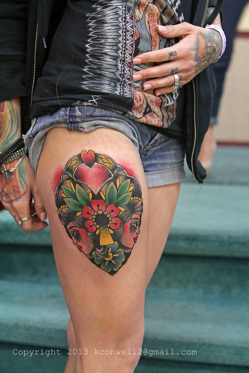 Tucson Tattoo Expo  2013