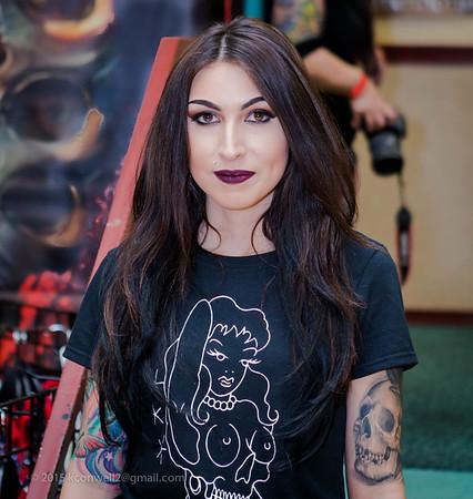 Tucson Tattoo Expo 2015